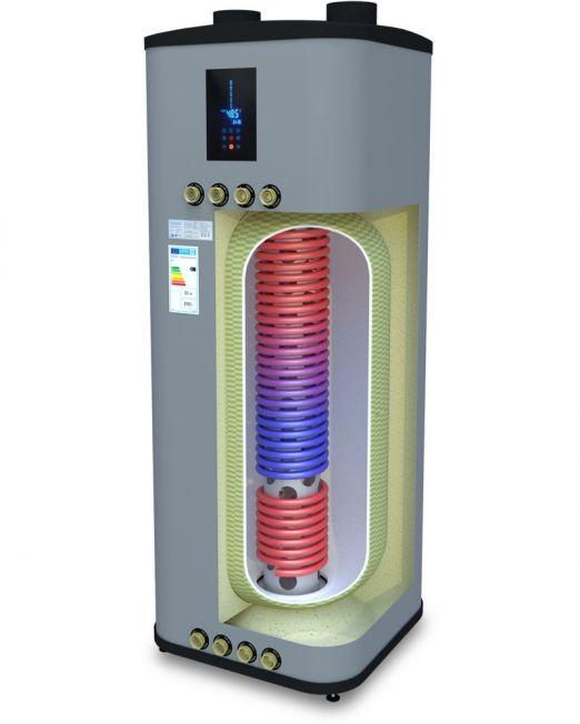 UniQube Heat Pump SQ-BPSW