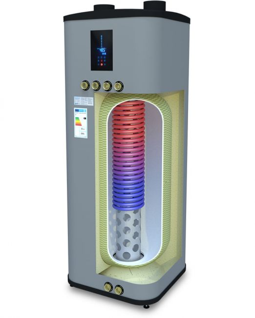 UniQube Heat Pump SQ-BPW